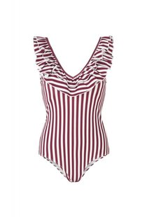 Notes du Nord Kali Swimsuit - Bordeaux