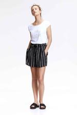 Knit-ted Gisele Short - Black