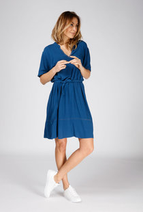 Moscow Tunic - Blue
