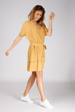 Moscow Tunic - Yellow