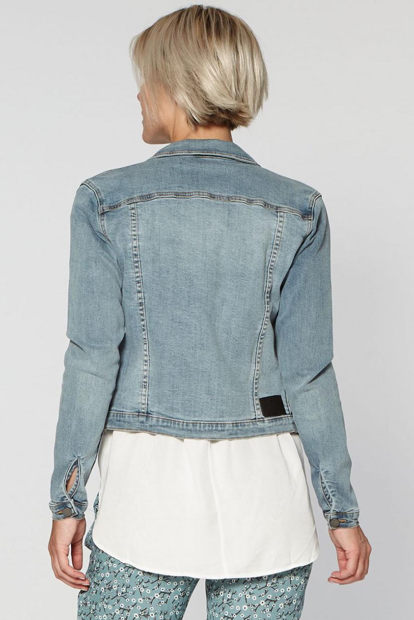 Circle of Trust Mara DNM Jacket - Blue