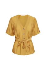 Gestuz Arienne Shirt - Yellow