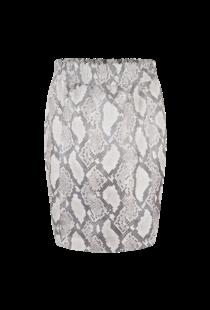 Dante6 Eshvi Leather Skirt - Taupe