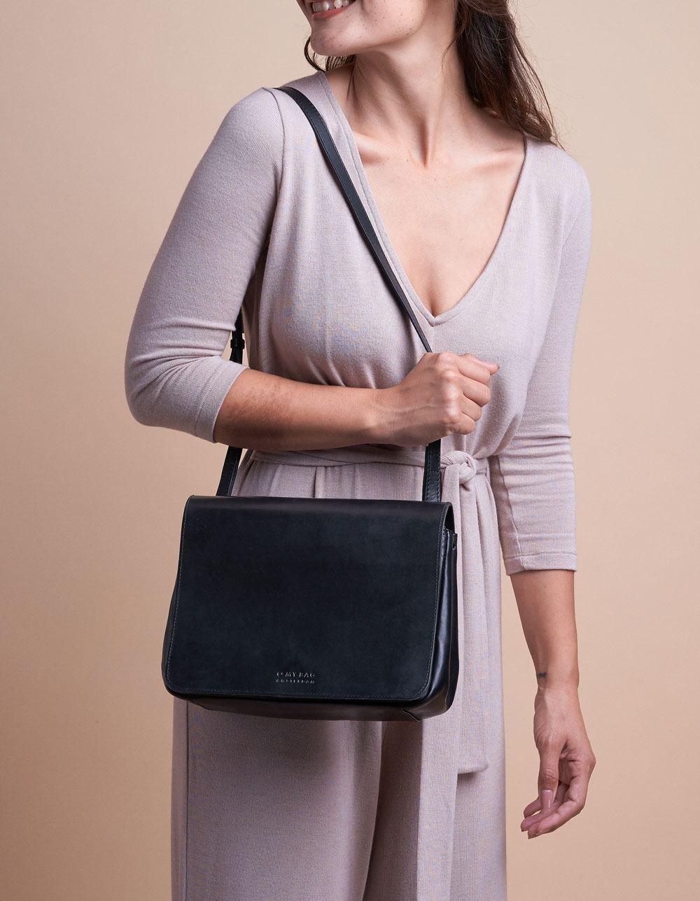 O My Bag The Lucy Bag - Eco Classic Black
