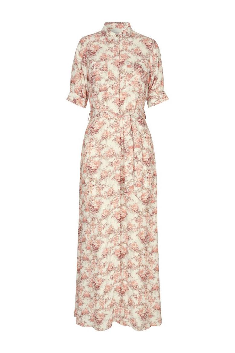 Notes du Nord Lydia Flower Maxi Dress - Flowers