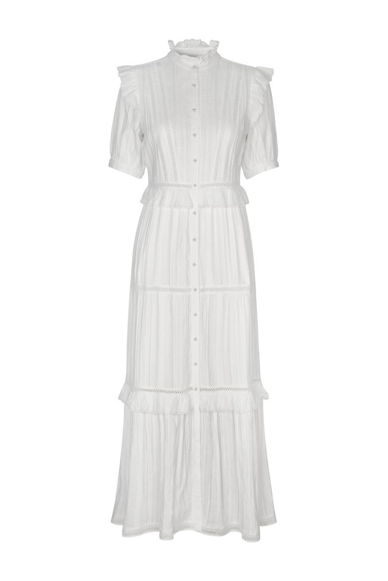 Notes du Nord Lindsey Dress - White