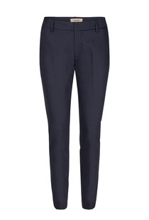 Mos Mosh Abbey Pant Sustainable - Navy