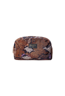 Dante6 Vealy Make Up Bag - Chocolat