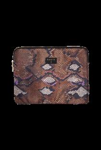 Dante6 Loupa Printed iPad Case - Chocolat