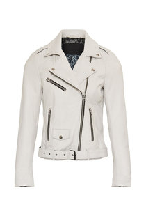 Goosecraft Pearl Biker - Off White