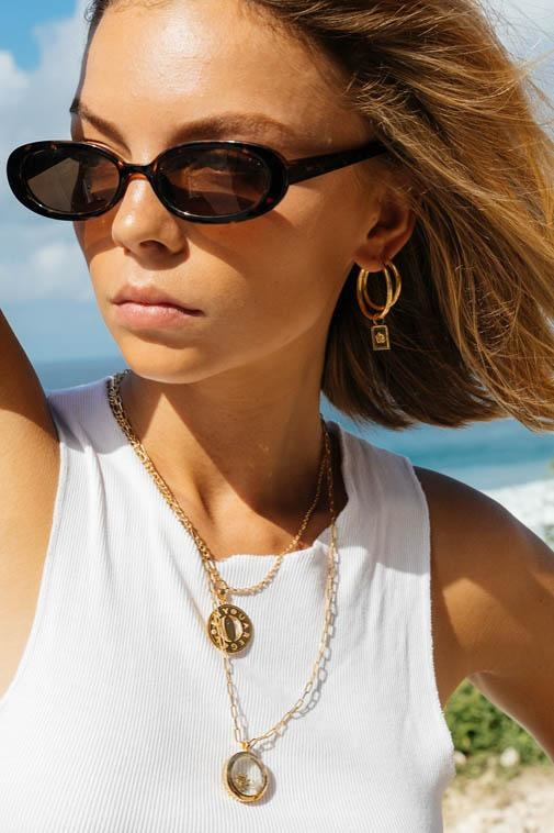 Wildthings Sauvage Earring Charm - Gold