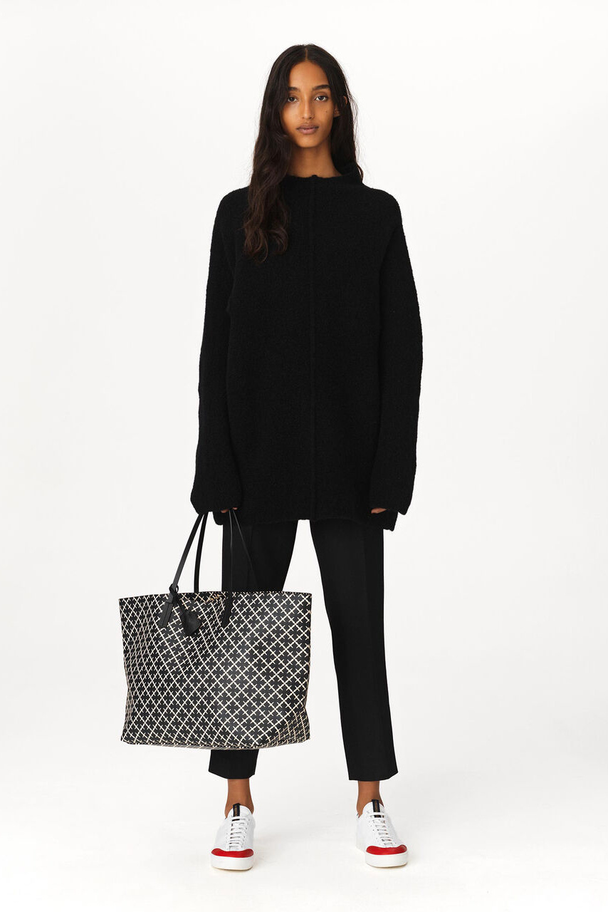 By Malene Birger Abi Tote Bag - Black