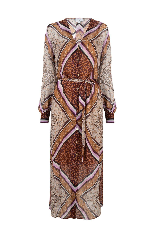 Dante6 Arlette Dress - Multi