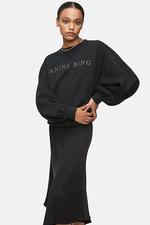 Anine Bing Esme Sweater - Black