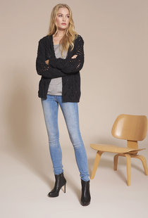 Sibin Linnebjerg Margot Cardigan - Black