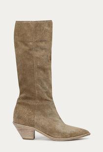 ba&sh Cowby Boots - Sand