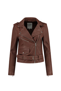 Goosecraft Marly Biker - Brown