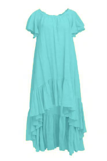 Devotion Milos Dress - Mint