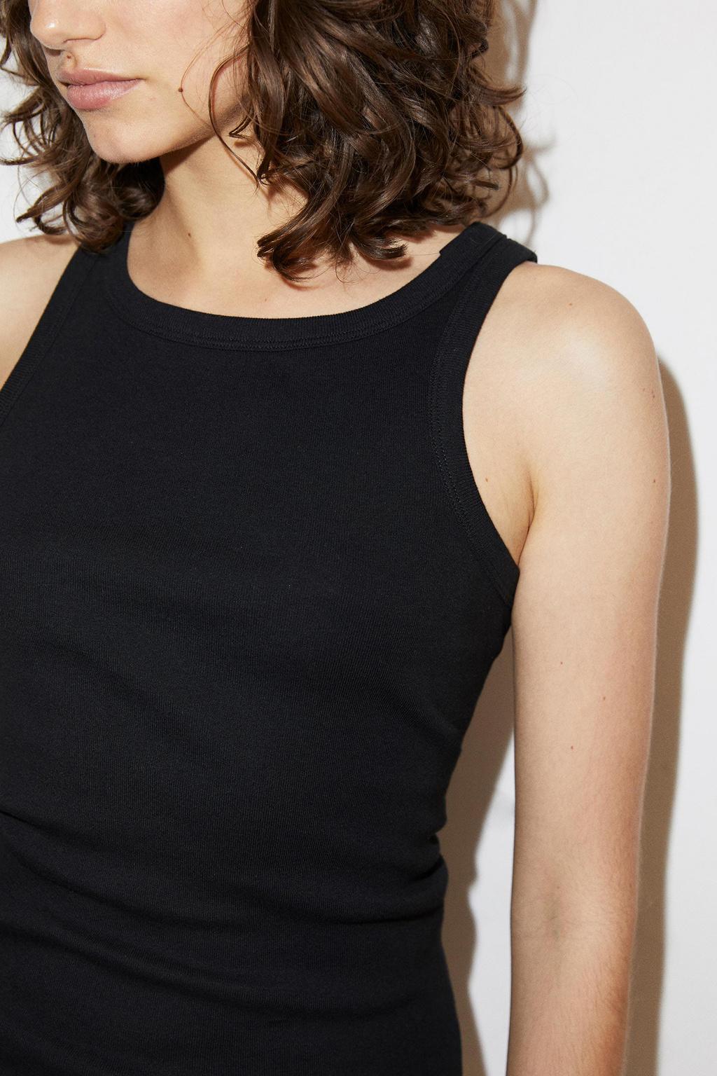 By Malene Birger Amiee t-shirt - Black