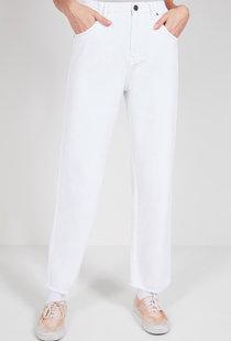 American Vintage Tineborow Pant - White