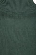 Minus Lana Roll Neck Knit - Hunter Green