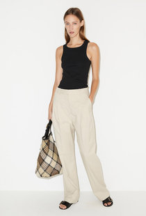 By Malene Birger Louisamay Pants - Beige