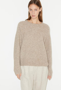By Malene Birger Ana Pullover - Nature