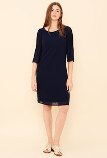 La Fee Maraboutee Dress - Navy