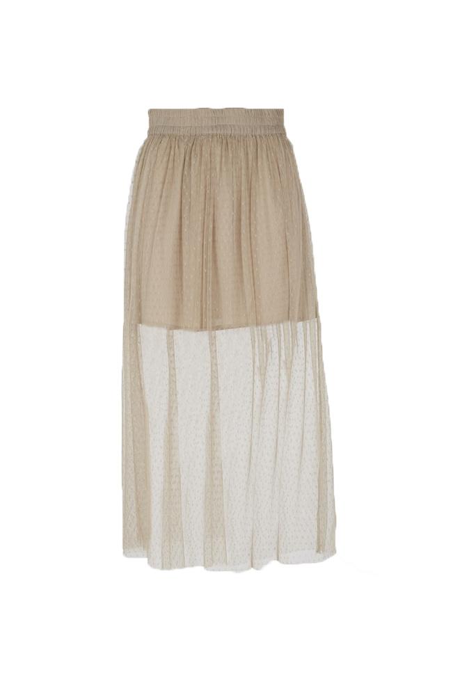 School Rag Jasmine Skirt - Green