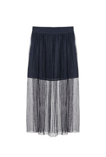 School Rag Jasmine Skirt - Navy