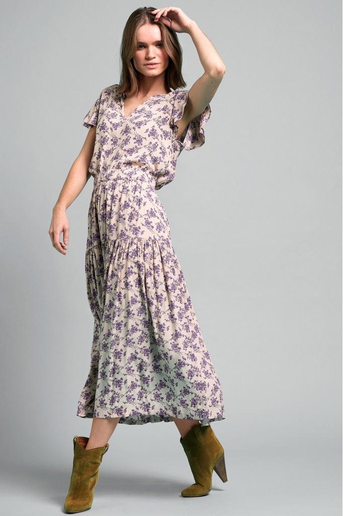 Lollys Laundry Cokko Skirt - Creme