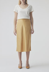 Modstrom Rylee Skirt - Yellow
