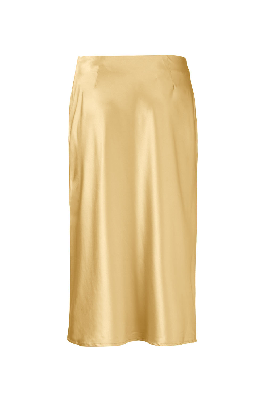 Modstrom Rylee Skirt - Yellow