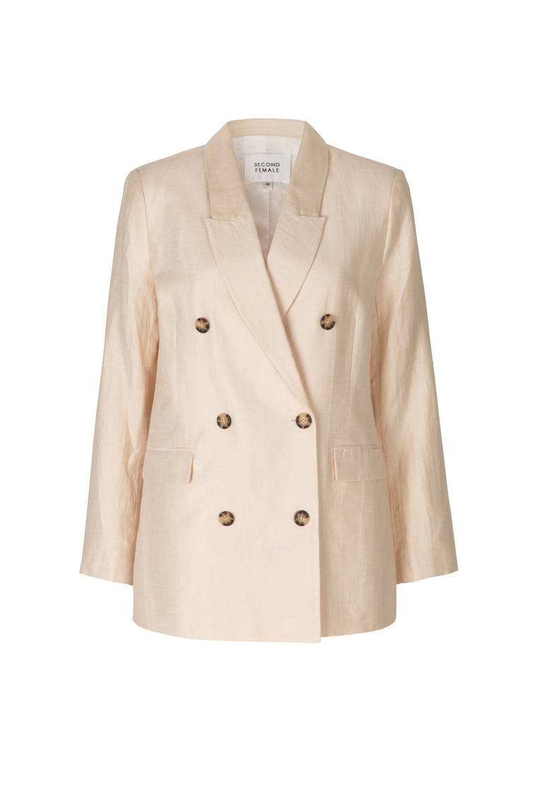 Second Female Lia Blazer - Cream