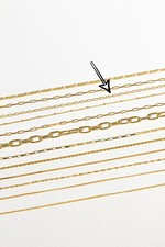 Wildthings Figaro Choker Necklace - Gold