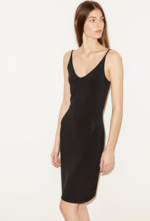 By Malene Birger Camille Dress - Black