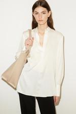 By Malene Birger Mabillon Blouse - Soft White