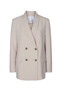 Co Couture Vola Blazer - Bone