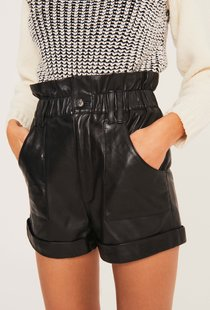 ba&sh Kate Short - Black