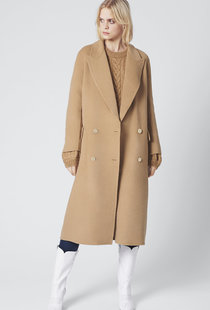 Gestuz LeaGZ Coat - Camel