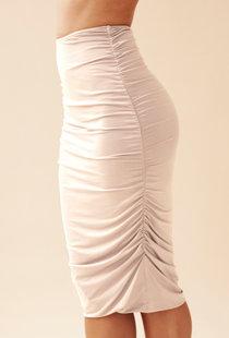 Olcay Gulsen Skirt - Stone