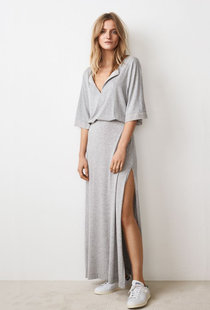Hunkydory Billie Dress - Grey
