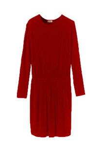By Malene Birger Fina Dress - Red