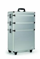 Sibel Sibel Trolley Koffer Modular Zilver
