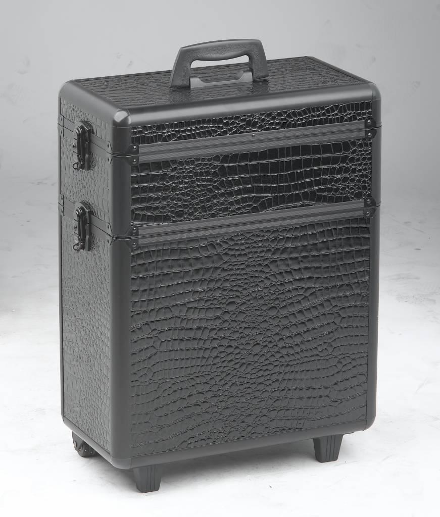 Sibel Sibel Trolley Koffer Modular Zwart