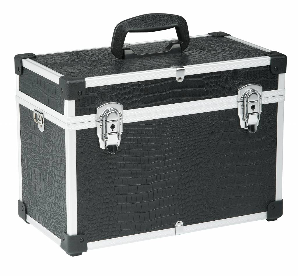 Sibel Sibel Vanity Koffer Compact Zwart