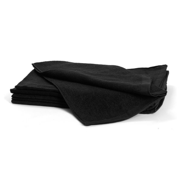 2 x BleachSafe Towel Black