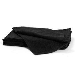 2 x BleachSafe Towel Black