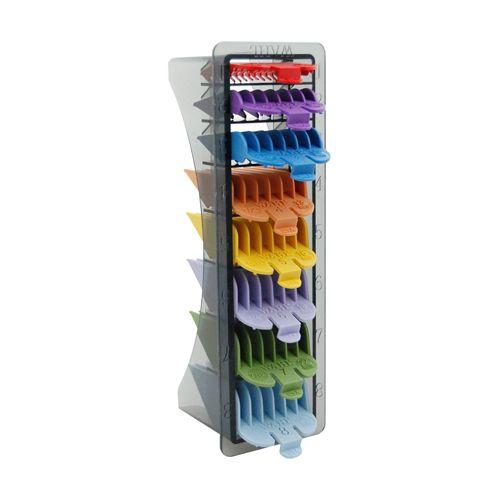 Wahl Professional Wahl Professional Opzetkammen Set Color 8 Stuks
