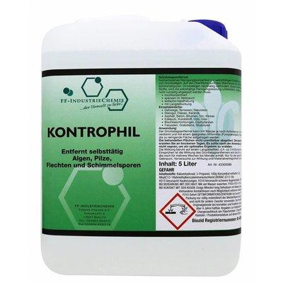 Kontrophil - Grünbelagsentferner - und Algenentferner